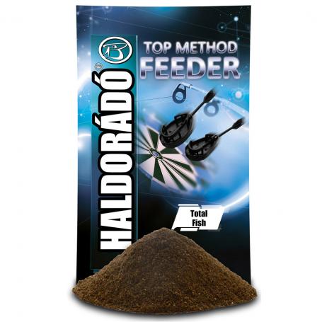 Haldorádó Top Method Feeder Total Fish Etetőanyag