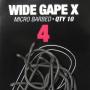 Korda Wide Gape X bojlishorog
