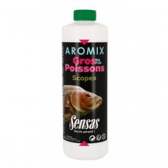 Sensas Aromix - Gros Poissons Scopex / Scopex