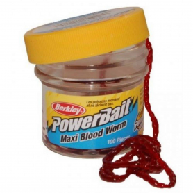 Berkley PowerBait Bloodworm Műszúnyog