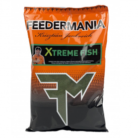 FEEDERMANIA Xtreme Fish Etetőanyag