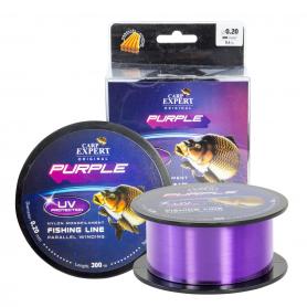 Carp Expert UV Purple Horgász Zsinór 300m