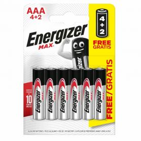 Energizer MAX AAA Micro Ceruzaelem