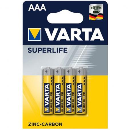 Varta SUPERLIFE AAA micro ceruzaelem