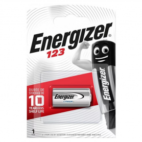 Energizer 123 Alkaline Elem
