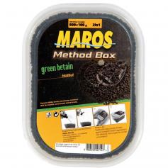 Maros Mix Method Box Green Betain Pellet