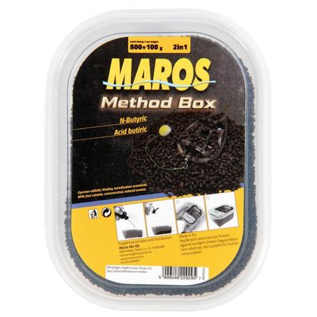 Maros Mix Method Box Pellet