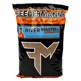 FEEDERMANIA River Roasted Cinnamon Etetőanyag