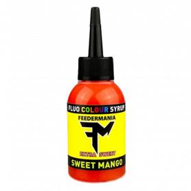FEEDERMANIA Fluo Colour Syrup - Sweet Mango