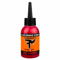 FEEDERMANIA Fluo Smoke Syrup - Hot Cherry