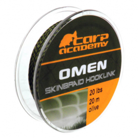 Carp Academy Omen Skinbraid Előkezsinór
