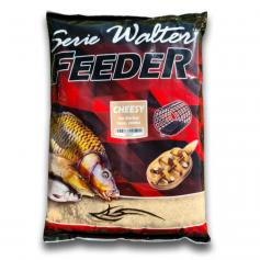 Serie Walter Feeder Etetőanyag 2kg - Cheesy
