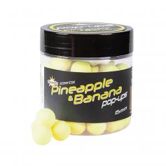 Dynamite Baits Pineapple & Banana Pop-ups Lebegő Bojli
