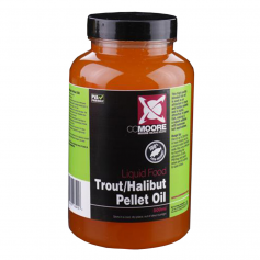 CCMoore Trout/Halibut Pellet Oil - Pisztráng- és Laposhal Olaj
