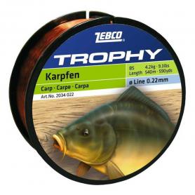 Zebco Trophy Carp Pontyozó Zsinór
