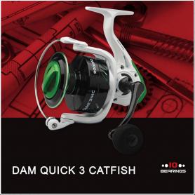 DAM Quick 3 MC 9000 FD Harcsázó Orsó