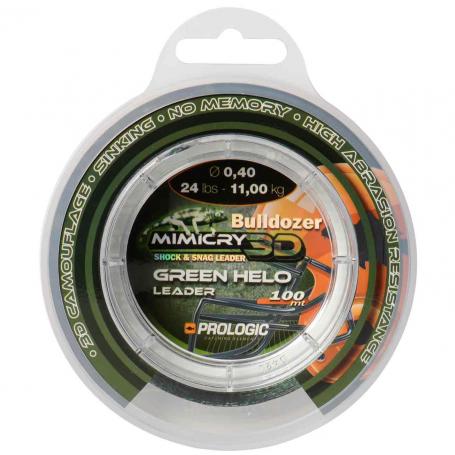 Prologic Mimicry Green Helo fárasztó előtétzsinór