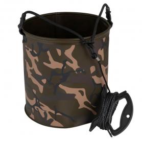 Fox Aquos Camo Water Bucket Vizes Vödör